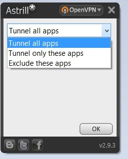 openvpn-application-tunnel
