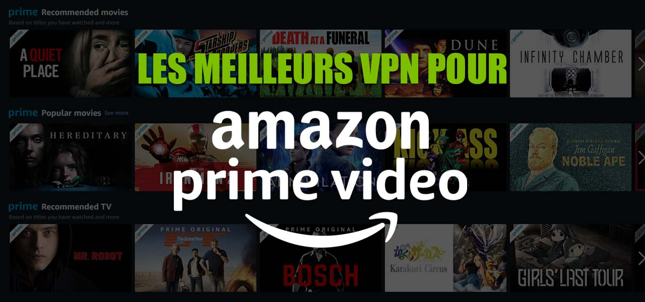 amazon prime video vpn