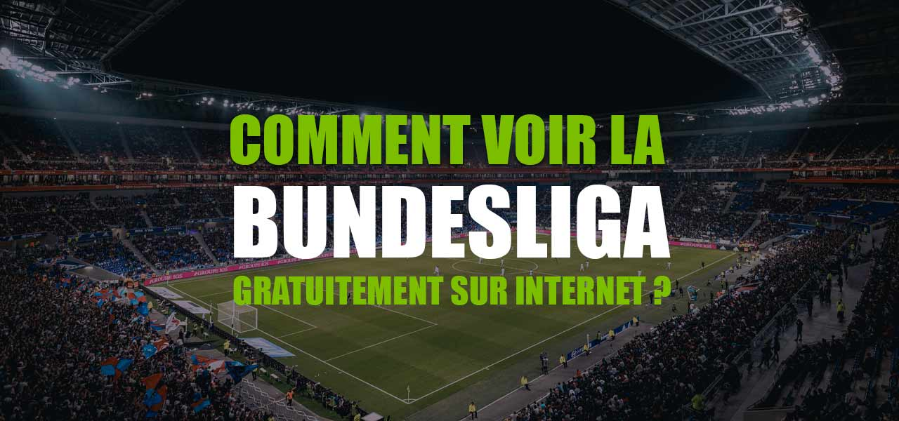bundesliga streaming en direct