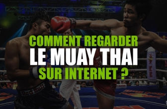 La boxe thai en direct en 2021, oui c'est possible !