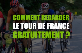 Comment regarder le Tour de France en streaming de l'étranger ?
