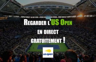 Comment regarder l'US Open 2021 streaming (gratuitement) ?